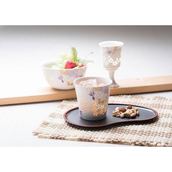 「しずく彫り」を利用したオリジナル陶器のイメージ画像