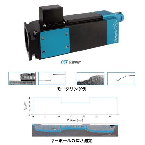 溶接モニタリングシステムのイメージ画像