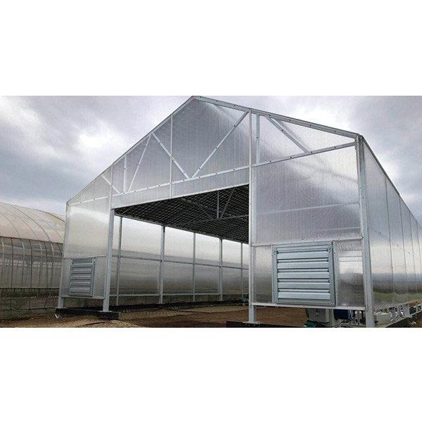 「次世代農業ハウス」でコスト削減!!のイメージ画像