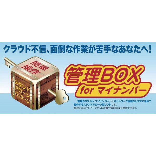 管理BOX for マイナンバーのイメージ画像