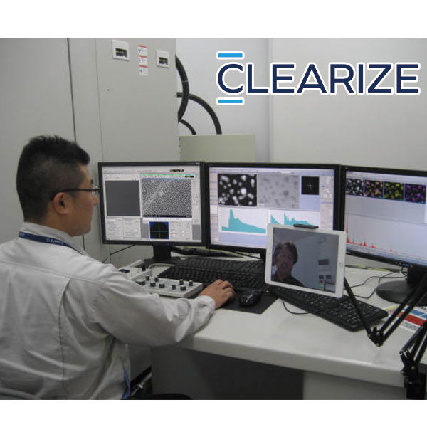 webシステムで遠隔立会にも対応のイメージ画像