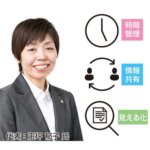 「働き方改善プラン」で業務の効率化、モチベーションアップのイメージ画像