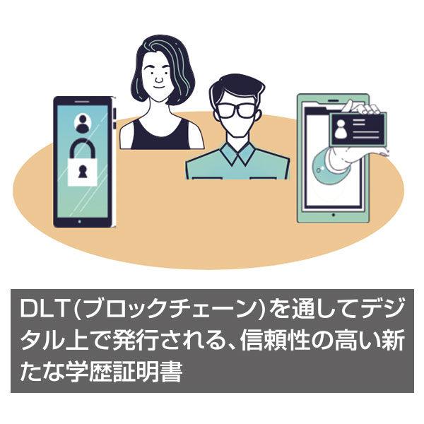 【12月18日・日経産業新聞掲載】学歴・資格詐称を防ぐ新しい自己証明手段のイメージ画像