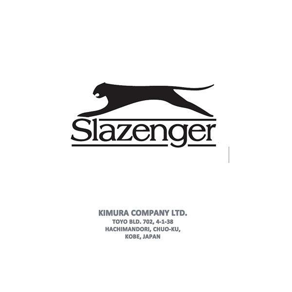 SLAZENGERのカタログイメージ