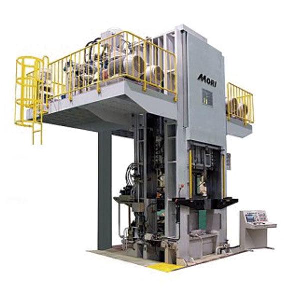 多軸サーボ油圧プレス(ワンショットフォーミングプレス)【MMF-M】のイメージ画像