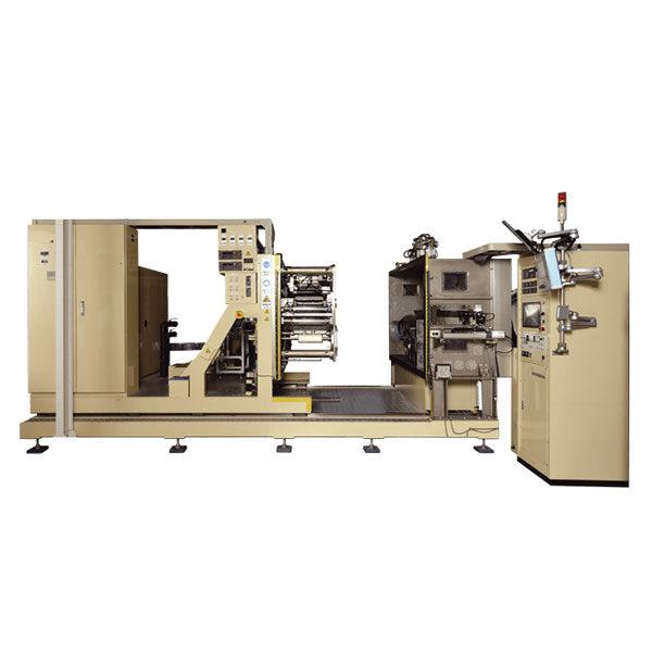 実験用小型装置から量産用大型装置までのイメージ画像