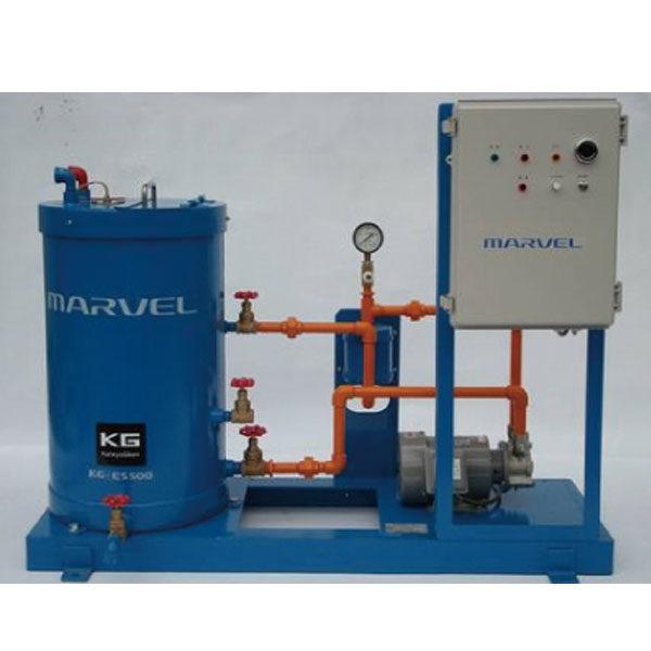 エマルジョン燃料供給システムのイメージ画像