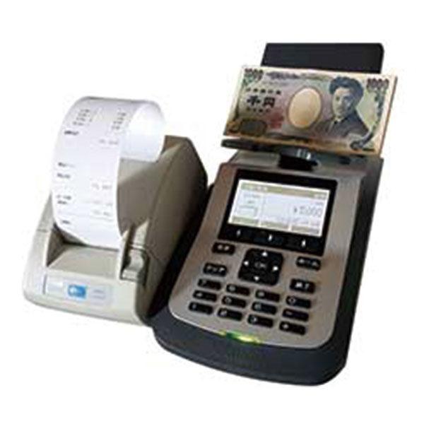 簡単で正確にレジの現金を1分でカウントのイメージ画像