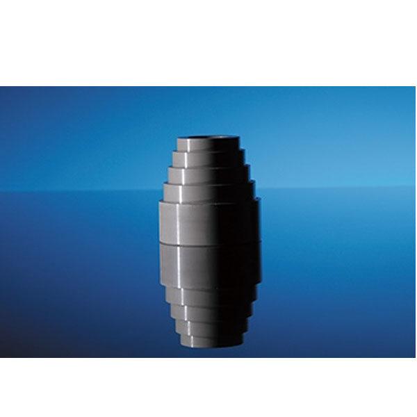 無水クロム酸水溶液中で陽極酸化することで得られる皮膜 クロム酸アルマイトのイメージ画像