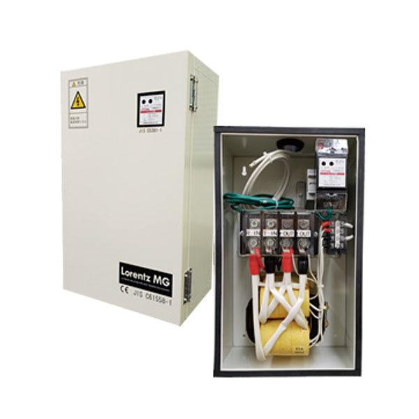 節電器で高品質で安定した電力を提供します Lorentz-MG(ローレンツ エムジー)のイメージ画像