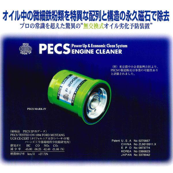 無交換式オイル劣化予防装置 「PECS」のイメージ画像
