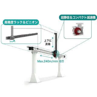 自動化設備/ローダー搬送装置のイメージ画像