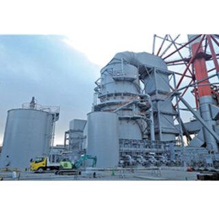 湿式排煙脱硫装置のイメージ画像