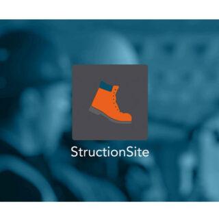 建設現場向け360度画像データ管理サービス「StructionSite」のイメージ画像