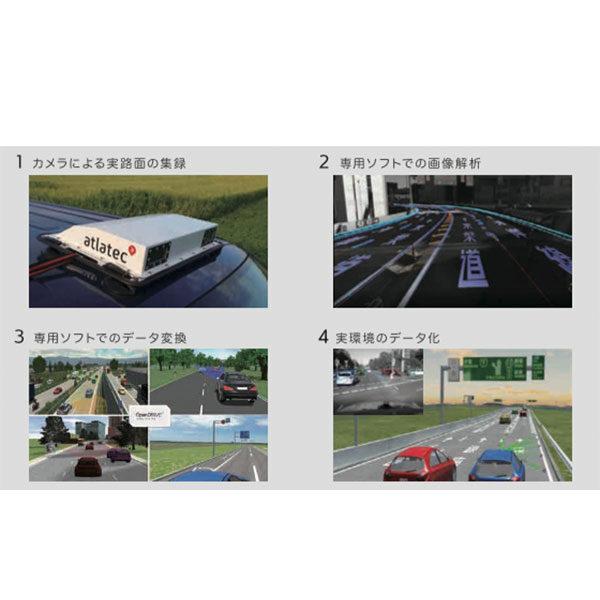 地図・路面モデルソリューションのイメージ画像
