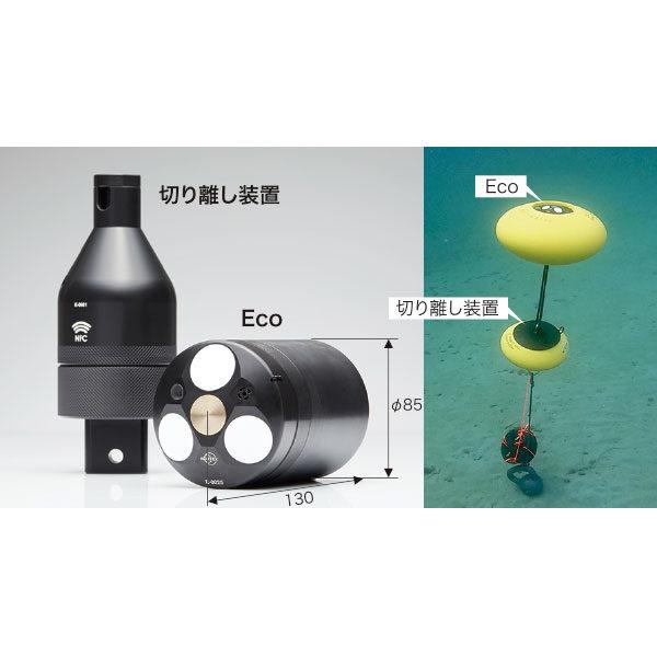 業界初!!EcoハンディサイズADCPのイメージ画像