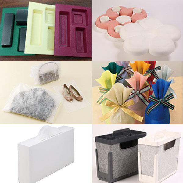 不織布のリーディングカンパニーとして高付加価値化製品のご提案のイメージ画像