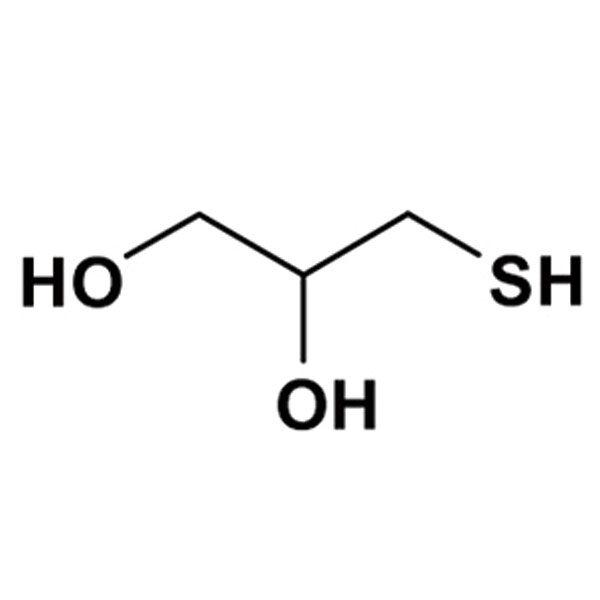 1-チオグリセロール 98%(3-メルカプト-1, 2-プロパンジオール)のイメージ画像