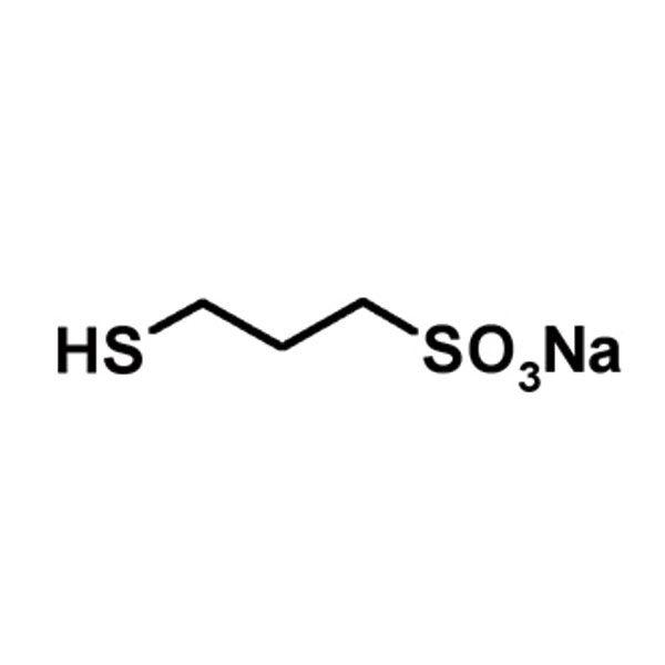 3-MPSソーダ(3-メルカプト-1-プロパンスルホン酸ソーダ)のイメージ画像