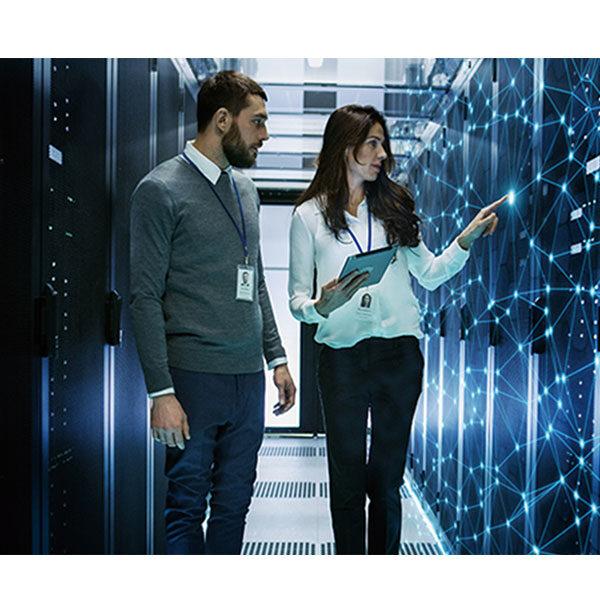 企業のDXを支えるデータセンターを提供のイメージ画像