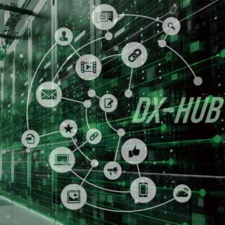 お客様のDX(デジタルトランスフォーメーション)実現を支援するデータセンターのイメージ画像