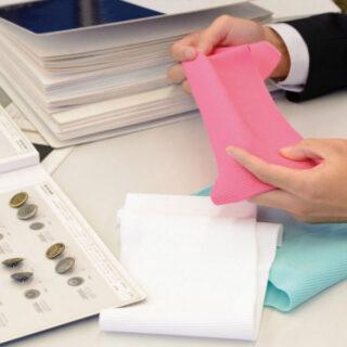 服飾資材事業のイメージ画像