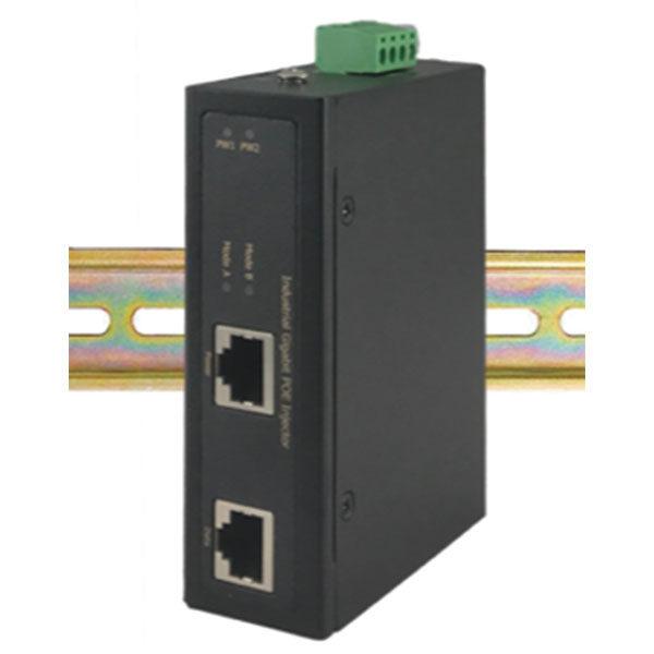 昇圧機能付き802.3af/at対応PoEインジェクタ HPI-3301PL-12のイメージ画像