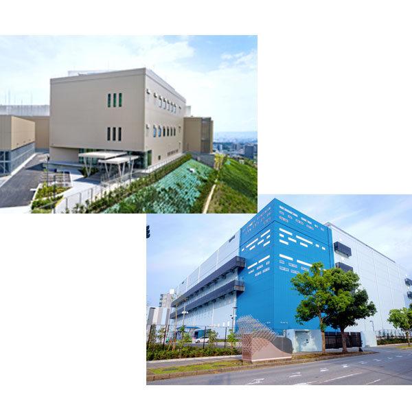 関西圏・首都圏において、2棟の大規模データセンターを同時開設 ~大阪4棟目の開発着手により、KIXキャンパスの更なる拡張へ~のイメージ画像